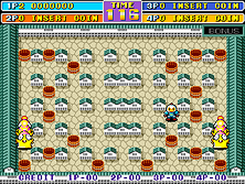 Bomberman Man World